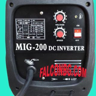 MIG/MAG INVERTER 200A