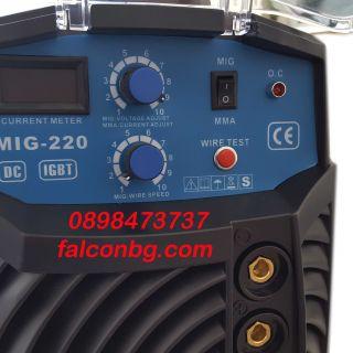 MIG/MMA 220 2в1