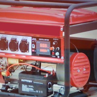 Бензинов генератор 3.5kw с ел.стартер