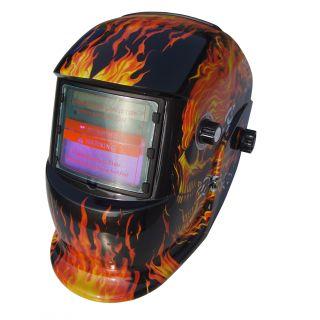 Автоматичен фотосоларен шлем Fire