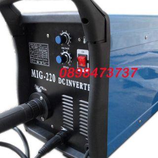 MIG-220 с количка