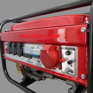 Бензинов генератор комбиниран