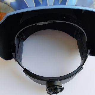 Автоматичен фотосоларен шлем Eagle