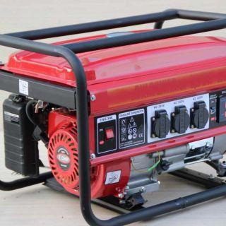 Бензинов генератор 3.5 KW