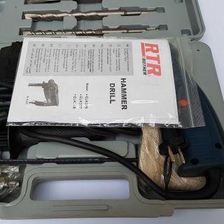 Ударен перфоратор RTR 800W