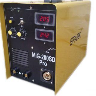 MIG-200 SD PRO 2в1