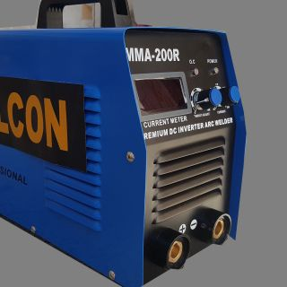 Инверторен електрожен ММА-200R BLUE