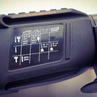 Ударно пробивен перфоратор 800W