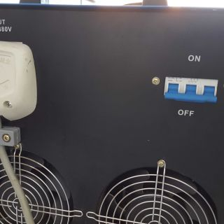 AC/DC 315 Ампера Инверторeн TIG апарат за алуминий и всички други метали