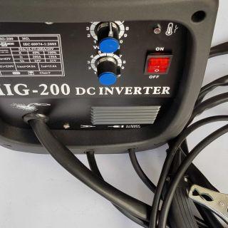 MIG-MAG 200А Co2 Инверторно телоподаващо устройство