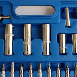 Гедоре комплект в куфар 108 части