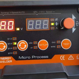 MIG-TIG-MMA Инверторен апарат 3в1 250А