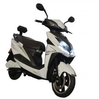 Електрически скутер D3 RS-LINE-БЯЛ