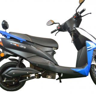 Електрически скутер D3 RS-LINE-СИН