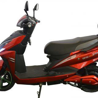 Електрически скутер D3 RS-LINE-ЧЕРВЕН