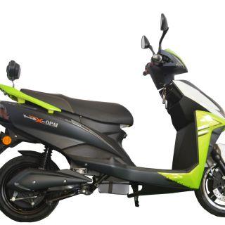 Електрически скутер D3 RS-LINE-ЗЕЛЕН