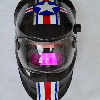 Соларна маска за заваряване