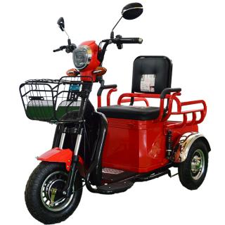 Електрическа двуместна триколка F1 1500 W